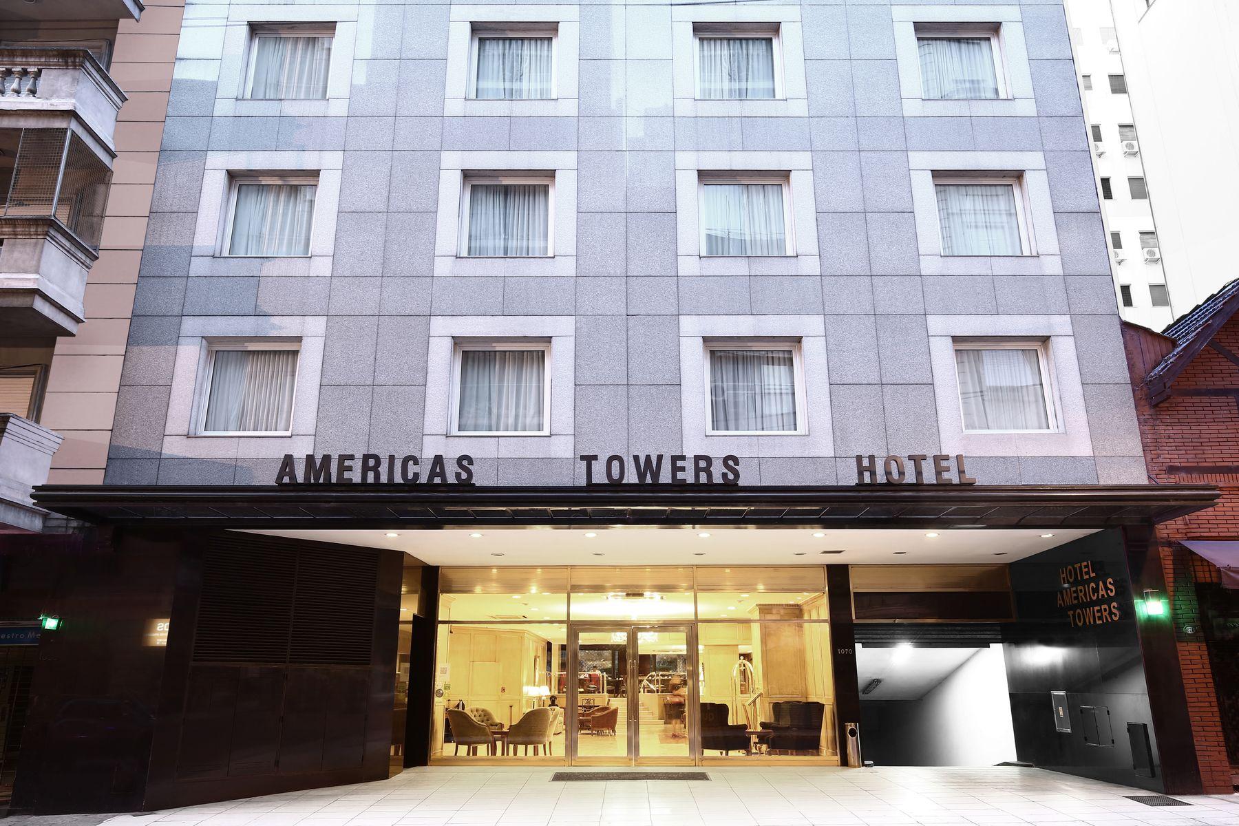 Resultado de imagem para Cyan Americas Towers