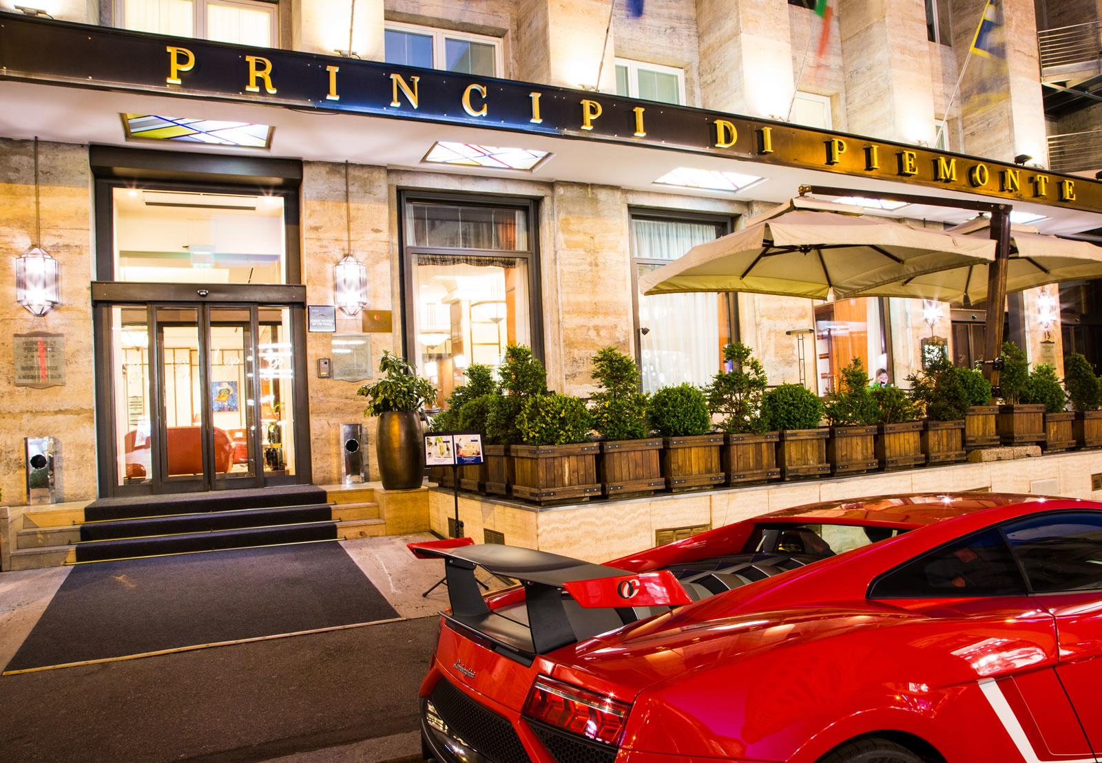 Bagno Turco Torino : Hotel 5 stelle a torino principi di piemonte una esperienze