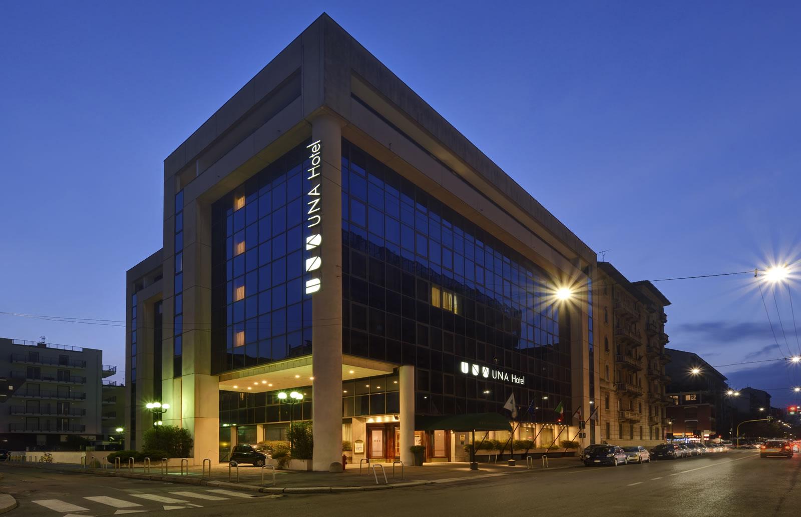 Unahotels Scandinavia Milano Business Hotel Milan