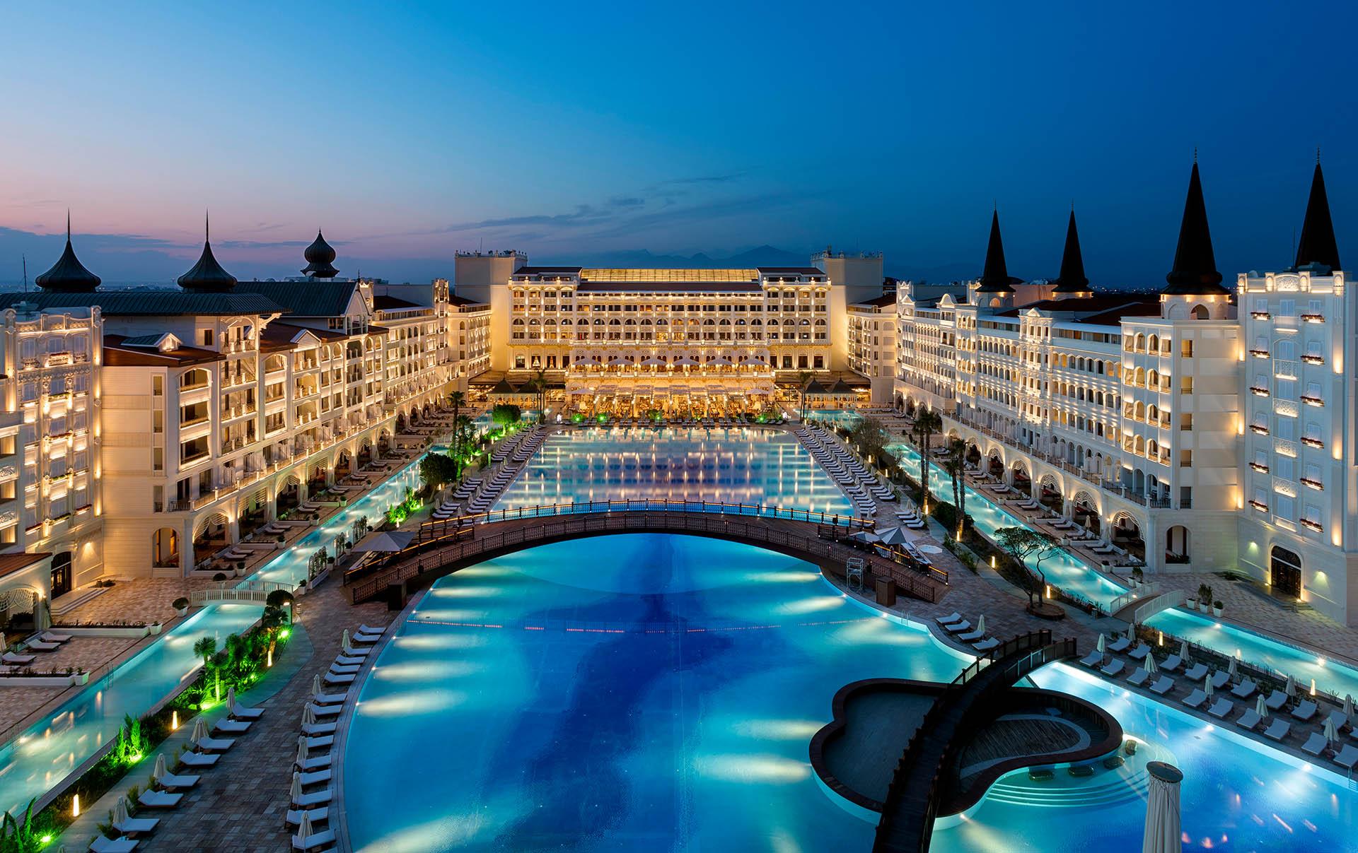 Titanic Mardan Palace | Luxury Hotel in Antalya Turkey