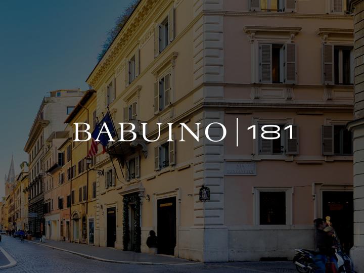 Hotel Babuino 181 Rome Luxury Hotel Near Piazza Del Popolo