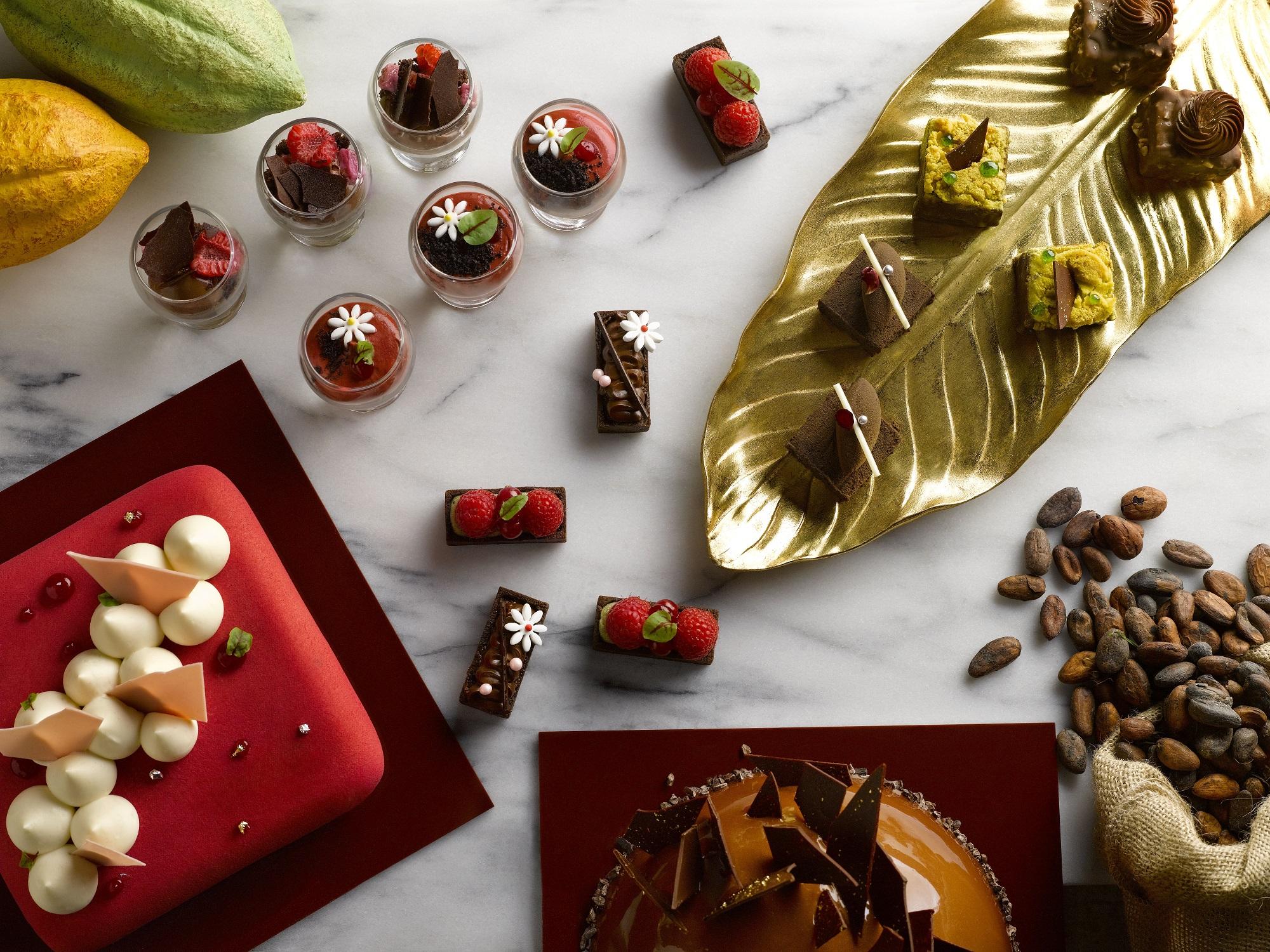 The Fullerton Chocolate Buffet